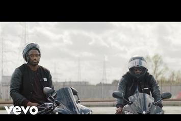 "Lethal Bizzle Feat. Skepta ""I Win"" Video"