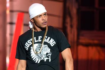 T.I. Tells Trolls To Shut Their Mouths About His Crumbling Marriage