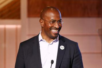 CNN's Van Jones Signs Management Deal With Jay Z's Roc Nation
