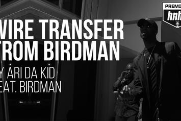 "Sy Ari Da Kid Feat. Birdman ""Wire Transfer From Birdman"" Video"