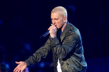"""Eminem's """"Lose Yourself"""" Claimed To Have """"Low Threshold Of Originality"""""""