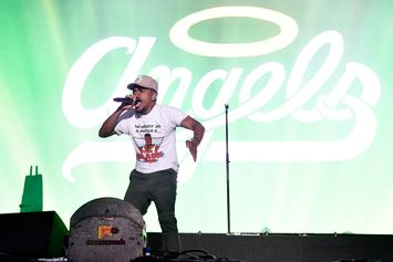 Chance The Rapper's Toronto Concert Postponed Due To High Water Levels