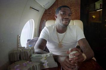 Meek Mill Reportedly Sued By Victim's Shot Outside His Concert Last Year