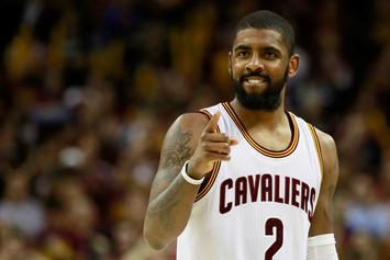 Twitter Reacts To Kyrie Irving's Epic Game 4 Peformance