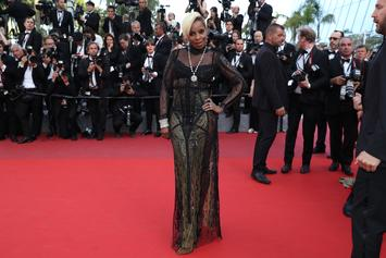 Mary J Blige Looks Fierce In New Photo With A$AP Rocky