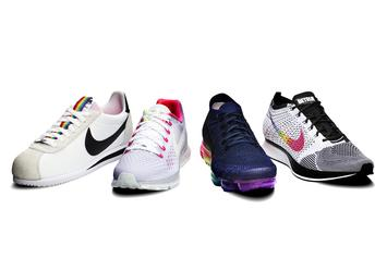 Nike Unveils 2017 'Be True' Collection Celebrating LGBT Pride Month