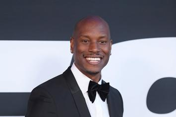 "Tyrese Continues To Tease ""Baby Boy 2"" With Taraji P. Henson Photo"