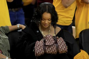 Rihanna Mourns LeBron's NBA Finals Loss With Memes On Instagram