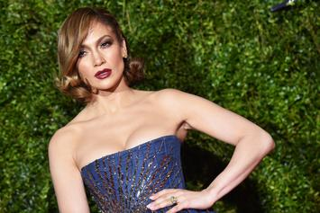 Jennifer Lopez Shows Off Her Fit Body In New Picture
