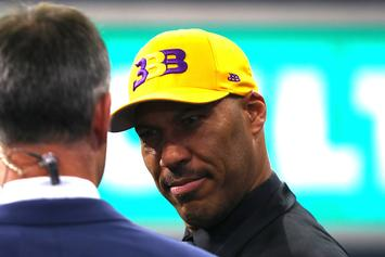 LaVar Ball Makes Bold Lakers Prediction At NBA Draft