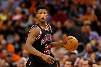 "Jimmy Butler Posts Heartfelt ""Thank You"" Message To Chicago"