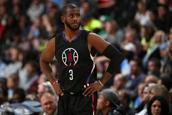 Chris Paul Releases Statement On Trade To Houston