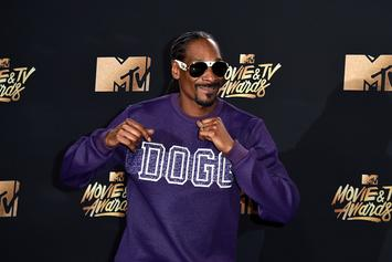 Snoop Dogg Loses His Mind During UFC Broadcast When Fighter Gets KO'd