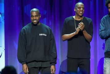 Kanye West Will Allegedly Respond to JAY-Z in New Music