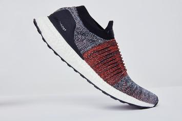 Adidas To Release First-Ever Laceless UltraBoost