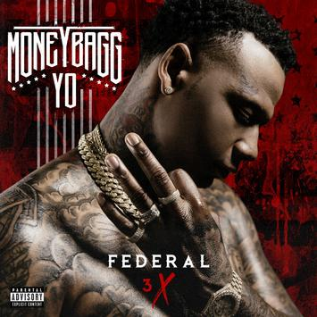 Moneybagg Yo Federal 3x Cover