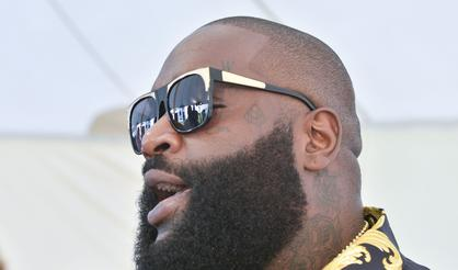 """Rick Ross Takes Shots At 50 Cent On """"Wing Stop (Remix)"""""""