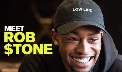 "Meet Rob $tone: The ""Smilin'-Ass Nigga"" Behind ""Chill Bill"""