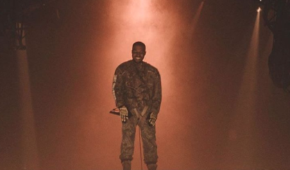 Kanye Reunites With Kid Cudi Then Ends Show After Lengthy Rant
