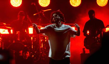 "J. Cole's Manager Says Controversy Surrounding ""Déjà Vu"" Beat Was None Of Their Concern"