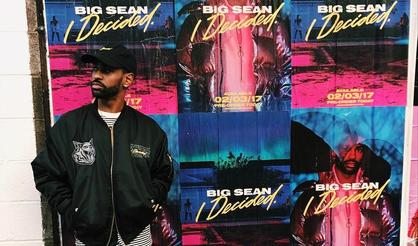 "Big Sean's ""Bounce Back"" Goes Gold"