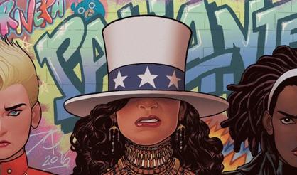 "Marvel Uses Beyonce's ""Formation"" Video As Inspiration For Latest Comic Cover"