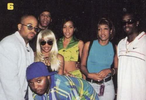 Jay Z, Diddy, Lil Kim and more