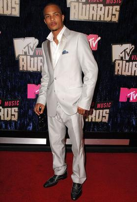 TI in a suit. 2007
