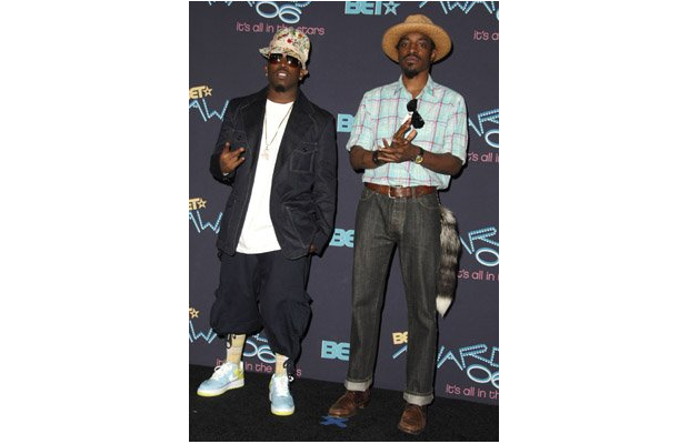 Outkast-Differing styles