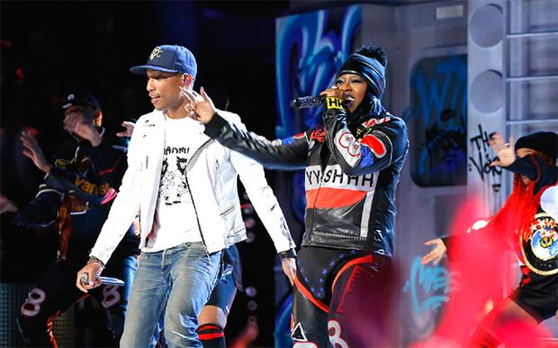 Pharrell Williams and Missy Elliott Performed on 'The Voice' Finale