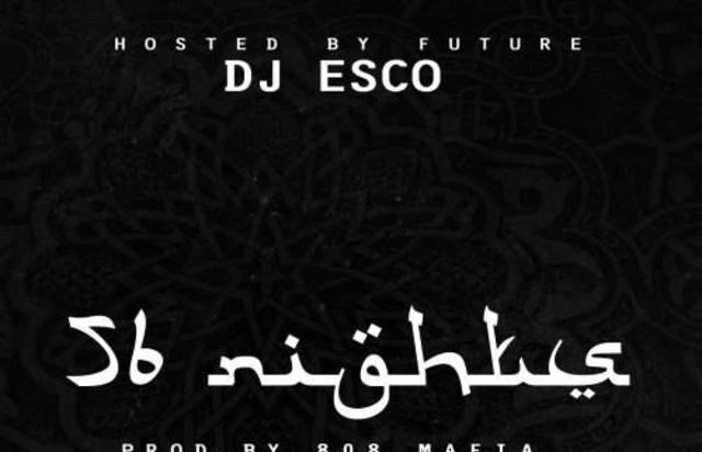 "Future's ""56 Nights"" cover art"