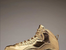 Drake Debuts A 1-Of-1 Pair Of 24K Solid Gold Air Jordan 10s