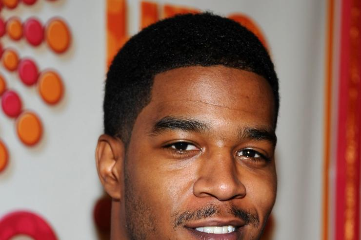 Kid cudi at an hbo event