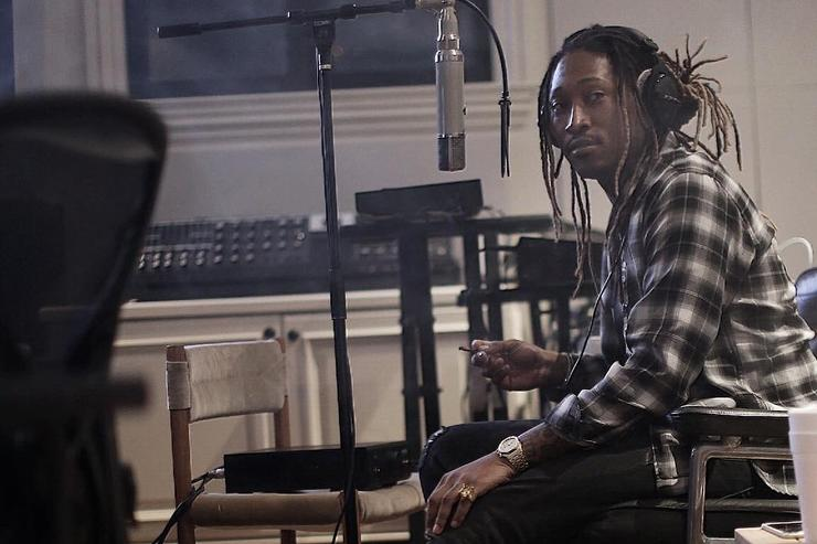 Future in the studio