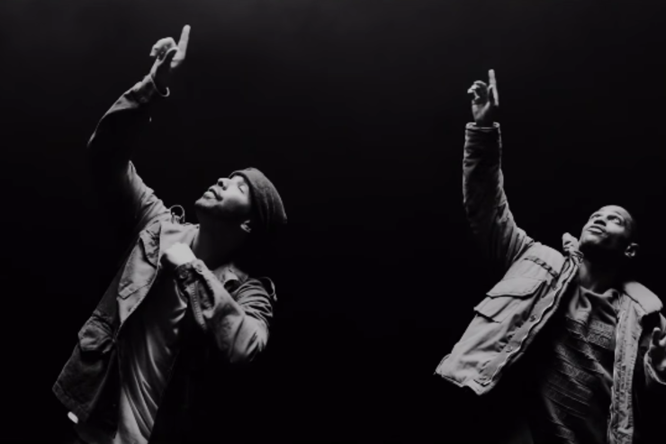 "Big Sean ""Blessings"" video"
