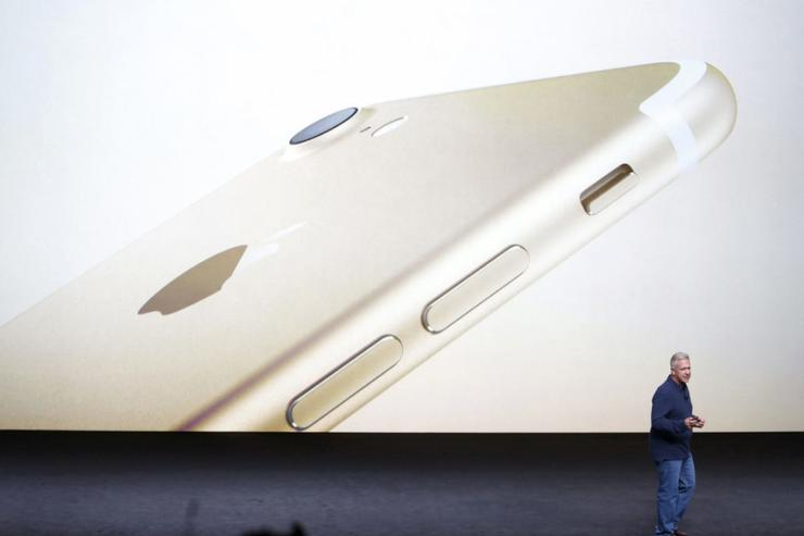 iPhone 7 Phil Schiller