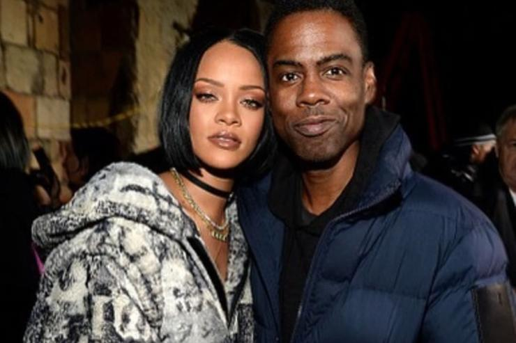 Chris Rock Rihanna