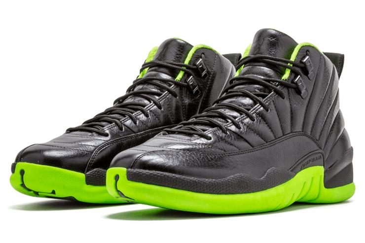 "7. Air Jordan 12 Retro ""28 Days of Flight"""
