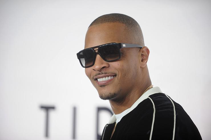 T.I. attends TIDAL X: 1015 on October 15, 2016 in New York City.