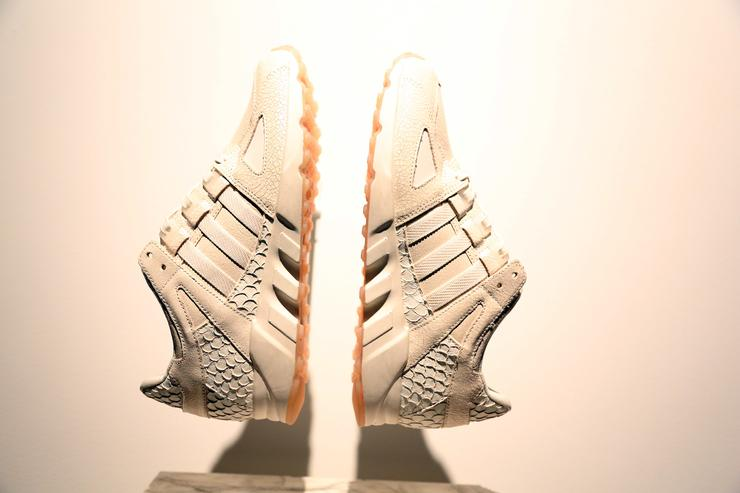 Pusha T Talks adidas Originals EQT Primeknit Grayscale at Art Basel