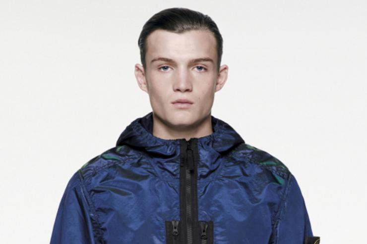Stone Island 2017 Spring/Summer collection.