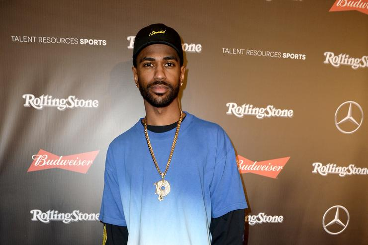 Big Sean at Rolling Stone Live Houston.