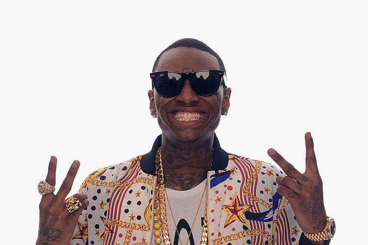 Soulja Boy poses for a portrait in the TV Guide Portrait Studio at the 3rd Annual Streamy Awards at Hollywood Palladium on February 17, 2013 in Hollywood, California.
