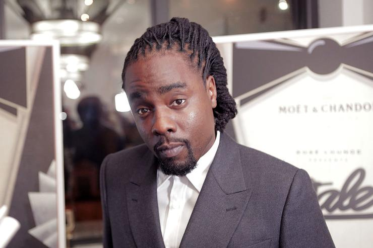Wale attends the Moet Rose Lounge DC hosted by Wale to celebrate the release of 'The Gifted' at W POV Terrace on June 26, 2013 in Washington, DC.