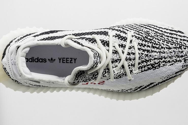 Learn How To Spot An Adidas Yeezy V 2 'Zebra' Fake