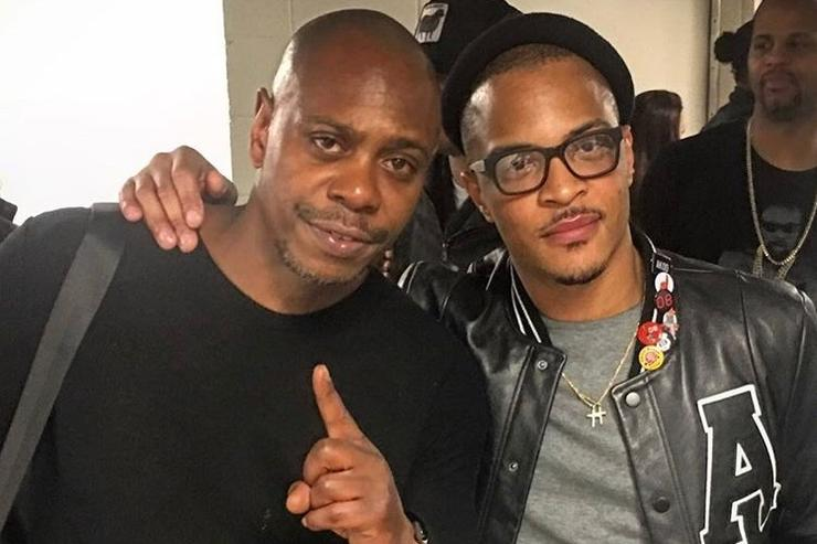 Dave Chappelle T.I.