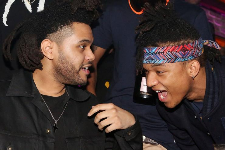 Rae Sremmurd The Weeknd
