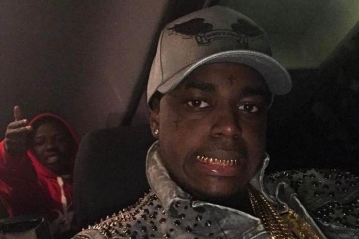 Rapper Kodak Black arrested again. This time for a probation violation