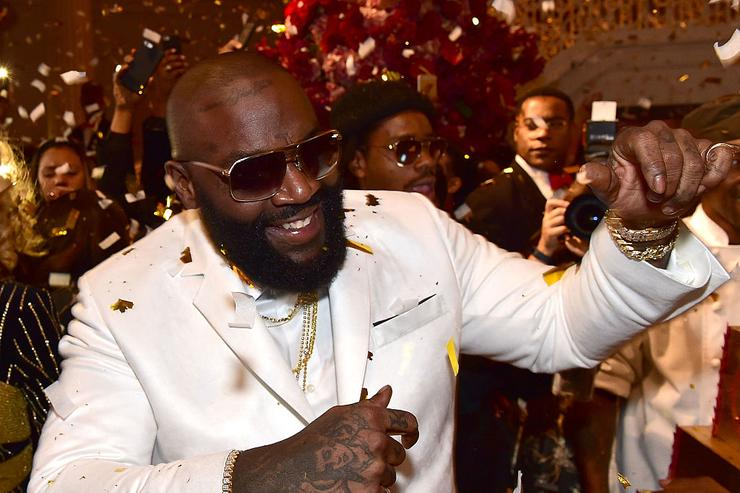 Rick Ross Takes Aim at Birdman on 'Idols Become Rivals'