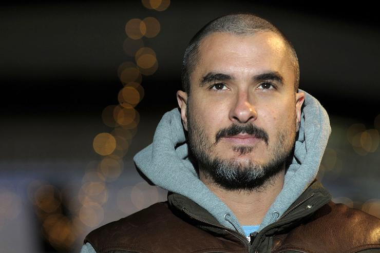 Zane Lowe attends the opening night launch party for Winter Wonderland at Hyde Park on November 17, 2011 in London, England.